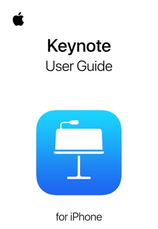 Keynote User Guide for iPhone by Apple Inc. E-Book Download