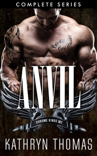 Anvil - Complete Series by Kathryn Thomas E-Book Download