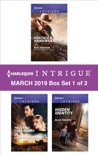 Harlequin Intrigue March 2019 - Box Set 1 of 2 book summary, reviews and downlod