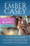 Ember Casey Starter Bundle book summary, reviews and download