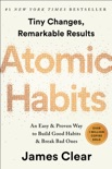 Atomic Habits book summary, reviews and download