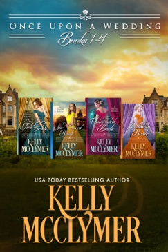 Once Upon a Wedding Boxed Set (Books 1-4) E-Book Download