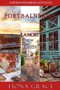 Coffret Les Enquêtes de Lacey Doyle: Meurtre au Manoir (Tome 1), La Mort et le Chien (Tome 2) et Crime au Café (Tome 3) E-Book Download