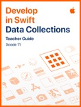 Develop in Swift Data Collections Teacher Guide book summary, reviews and downlod
