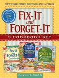 Fix-It and Forget-It Box Set book summary, reviews and download