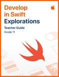 Develop in Swift Explorations Teacher Guide book summary, reviews and downlod