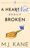 A Heart Not Easily Broken book summary, reviews and download