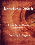 Unnatural Death book summary, reviews and downlod