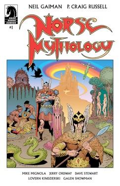 Norse Mythology #1 E-Book Download