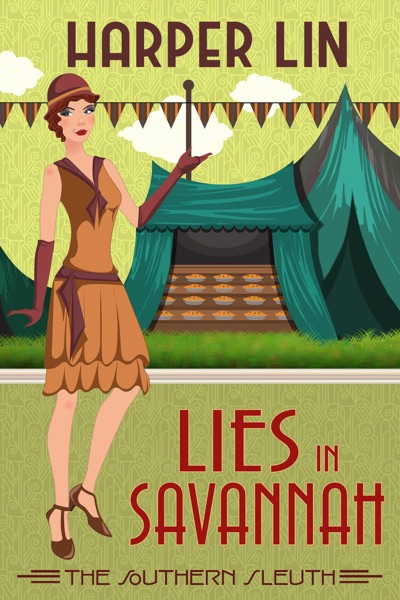 Lies in Savannah by Harper Lin Book Summary, Reviews and E-Book Download