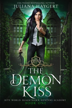 The Demon Kiss E-Book Download