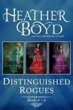 Distinguished Rogues Books 4-6 book summary, reviews and downlod