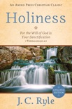 Holiness book summary, reviews and download