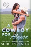 A Cowboy for Alyssa book summary, reviews and download