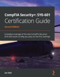 CompTIA Security+: SY0-601 Certification Guide book summary, reviews and download