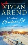 A Cowboy's Christmas List book summary, reviews and downlod