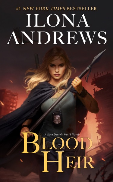 Blood Heir by Ilona Andrews Book Summary, Reviews and E-Book Download