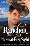The Rancher takes his Love at First Sight book summary, reviews and downlod
