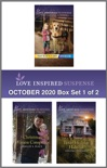 Harlequin Love Inspired Suspense October 2020 - Box Set 1 of 2 book summary, reviews and downlod