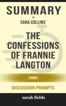 The Confessions of Frannie Langton: A Novel by Sara Collins (Discussion Prompts) book summary, reviews and downlod