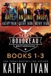 Texas Boudreau Brotherhood Books 1 - 3 e-book Download