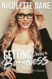 Getting Down To Business: A Lesbian RomCom Novel book summary, reviews and download