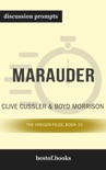 Marauder: The Oregon Files, Book 15 by Clive Cussler & Boyd Morrison (Discussion Prompts) book summary, reviews and downlod