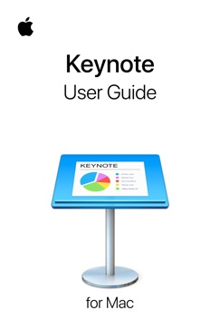 Keynote User Guide for Mac E-Book Download