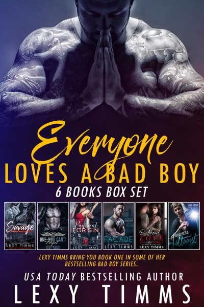 Everyone Loves a Bad Boy by Lexy Timms Book Summary, Reviews and E-Book Download