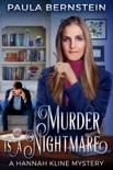 Murder is a Nightmare book summary, reviews and downlod