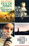 Isak Dinesen Collection 4 Books: Out of Africa, Babette's Feast, Seven Gothic Tales,Winter's Tales book summary, reviews and download