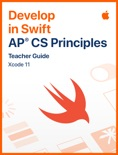 Develop in Swift AP CS Principles Teacher Guide book summary, reviews and downlod
