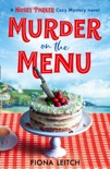 Murder on the Menu book summary, reviews and download