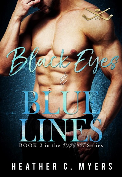 Black Eyes & Blue Lines by Heather C. Myers Book Summary, Reviews and E-Book Download