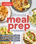 The Ultimate Meal-Prep Cookbook book summary, reviews and download