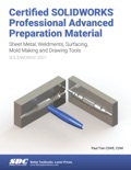 Certified SOLIDWORKS Professional Advanced Preparation Material book summary, reviews and download