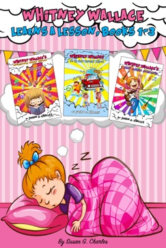 Whitney Wallace Learns a Lesson Books 1 - 3 E-Book Download
