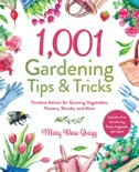 1,001 Gardening Tips & Tricks book summary, reviews and download