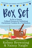 Seasoned Southern Sleuths Cozy Mystery Box Set 1 book summary, reviews and download