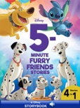 5-Minute Disney Furry Friends Stories book summary, reviews and download