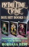 Prime Time Crime Box Set Books 1 - 3 book summary, reviews and downlod