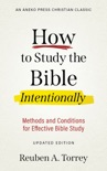 How to Study the Bible Intentionally book summary, reviews and download