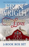 Beginnings of Love: A Western Romance Boxset book summary, reviews and download