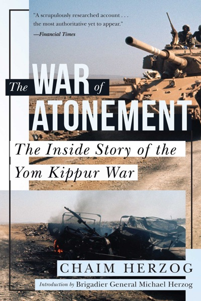 The War of Atonement by Chaim Herzog & Michael Herzog Book Summary, Reviews and E-Book Download