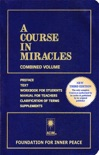 A Course in Miracles book summary, reviews and download