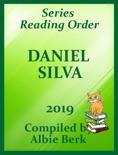 Daniel Silva: Series Reading Order Series - updated 2019