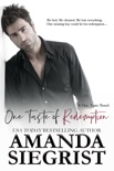 One Taste of Redemption book summary, reviews and downlod