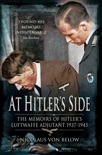At Hitler's Side book summary, reviews and download