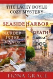 A Lacey Doyle Cozy Mystery Bundle: Murder in the Manor (#1) and Death and a Dog (#2) book summary, reviews and downlod