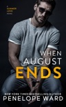 When August Ends book summary, reviews and downlod